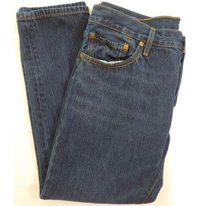 "Levi's 501CT Jean ""Custom Tapered"" Size 31 x 32"